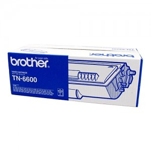 Genuine Brother TN-6600 Toner Cartridge - 6,000 pages