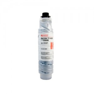 Genuine Ricoh (Type 2320D) Aficio 1020 / 1022 / 1027 / 2027 / 3025 / 3030 Copier Toner - 11,000 pages