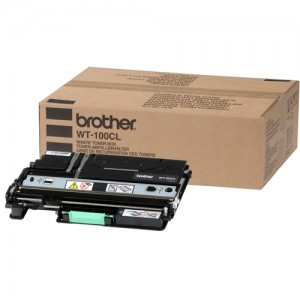 Genuine Brother WT-100CL Waste Toner Pack - Up to 20,000 pages