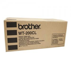 Genuine Brother WT-200CL Waste Toner Bottle - 50,000 pages