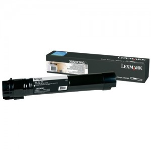 Genuine Lexmark X950 Black Toner Cartridge - 32,000 pages