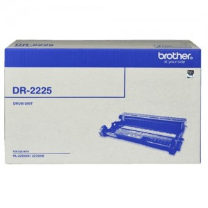 Genuine Brother DR-2225 Drum Unit - Up to 12,000 pages