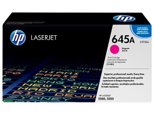 Genuine HP C9733A No.645A Magenta Toner Cartridge - 12,000 pages