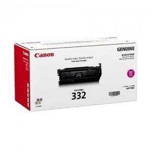 Genuine Canon CART332 Magenta Toner Cartridge - 6,400 pages