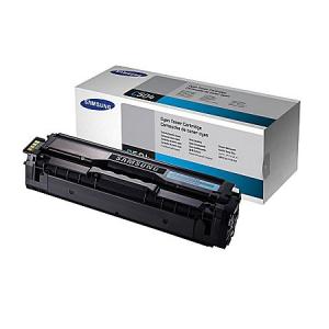 Genuine Samsung CLTC504S Cyan Toner Cartridge to suit CLP415 / CLX4170 / CLX4195 - 1,800 pages