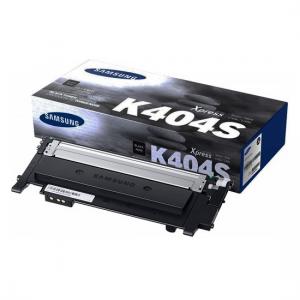 Genuine Samsung CLTK404S Black Toner Cartridge to suit SLC430 / SLC430W / SLC480 / SLC480FW - 1,500 pages