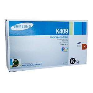 Genuine Samsung CLTK409S Black Toner Cartridge to suit CLP-310 / CLP-315 / CLX-3170 / CLX-3175 - 1,500 pages