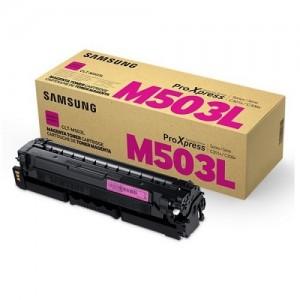Genuine Samsung CLTM503L Magenta Toner Cartridge to suit SLC3010ND / SLC3060FR - 5,000 pages