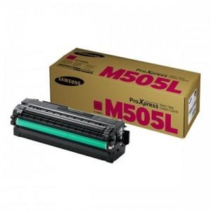 Genuine Samsung CLTM505L Magenta Toner Cartridge to suit SLC2620DW / SLC2670FW / SLC2680FX