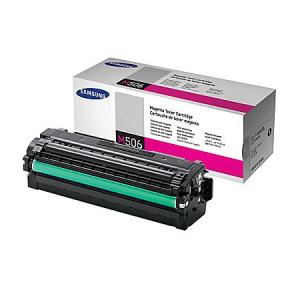 Genuine Samsung CLTM506L Magenta Toner Cartridge to suit CLP680 / CLX6260 - 3,500 pages