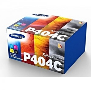 Genuine Samsung CLTP404C Value Pack to suit SLC430 / SLC430W / SLC480 / SLC480FW