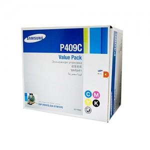 Genuine Samsung CLTP409C Toner Set (1 x B/C/M/Y) to suit CLP-310 / CLP-315 / CLX-3170 / CLX-3175