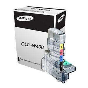 Genuine Samsung CLTW406 Waste Bottle to suit CLP360 / CLP365 / CLX3300 / CLX3305 - 7,000 pages