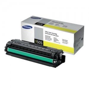 Genuine Samsung CLTY505L Yellow Toner Cartridge to suit SLC2620DW / SLC2670FW / SLC2680FX