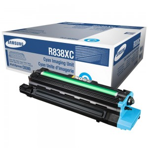 Genuine Samsung CLXR8380XC Cyan Imaging Unit to suit CLX-8380 - 30,000 pages