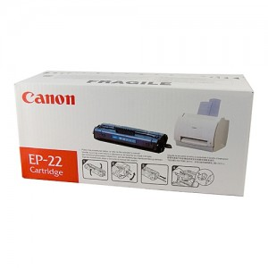 Genuine Canon EP-22 Toner Cartridge - 2,500 pages (C4092A Equivalent)