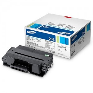 Genuine Samsung MLTD205E (Extra High Yield) Toner to suit ML3310ND / ML3710ND / SCX4833FD / SCX5637FR - 10,000 pages