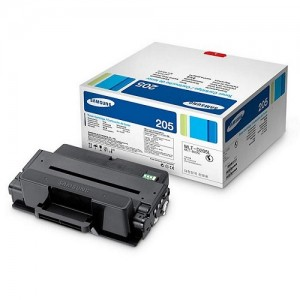 Genuine Samsung MLTD205L (High Yield) Toner to suit ML3310ND / ML3710ND / SCX4833FD / SCX5637FR - 5,000 pages