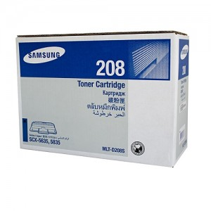 Genuine Samsung MLTD208S Toner Cartridge to suit SCX5635FN / 5835FN - 4,000 pages