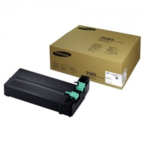 Genuine Samsung MLTD358S Black Toner Cartridge - 30,000 pages