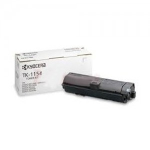 Genuine Kyocera TK1154 Toner Kit - 3,000 pages