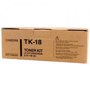 Genuine Kyocera FS-1020D / 1118MFP Toner Cartridge - 7,200 pages @ 5%