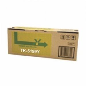 Genuine Kyocera TK5199 Yellow Toner Cartridge - 7,000 pages