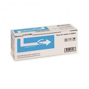 Genuine Kyocera TK5209 Cyan Toner Cartridge - 12,000 pages