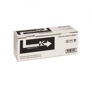 Genuine Kyocera TK5209 Black Toner Cartridge - 18,000 pages