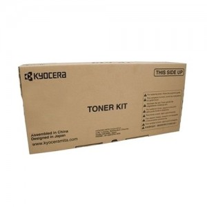 Genuine Kyocera TK6709K Black Toner Cartridge for Kyocera 6500ci, 8000ci- 70,000 pages