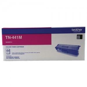 Genuine Brother TN-441M Magenta Toner Cartridge - 1,800 pages