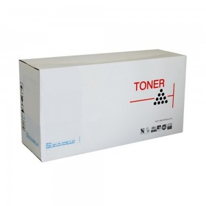 Compatible White-Box Brother TN-240 Yellow Toner Cartridge - 1,400 pages